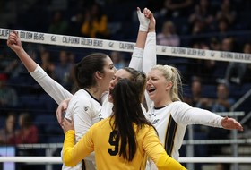 California Earns 20th Win In Five-Set Battle