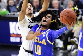 UCLA's Campbell Named Pac-12 Freshman of the Week
