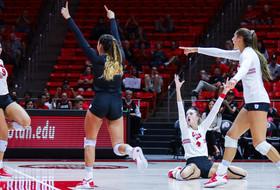No. 18 Volleyball Hosts No. 9 Washington and No. 24 Washington State