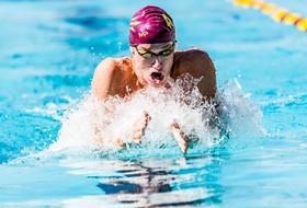 No. 11 ASU Men's Swim Travels to Lone Star State for Texas Invitational