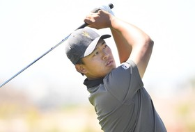 Chun An Yu Finishes Strong For Men's Golf Squad