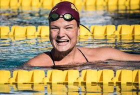 @ASUSwimDive Women Open Pac-12 Competition with Victory over Washington State