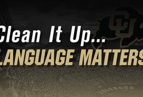 Buffs Launch 'Language Matters' Campaign