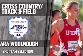 Woolnough Named to Google Cloud Academic All-District Team