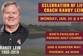 Celebrating the Life of Coach Randy Lein Set for Jan. 20