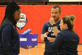 Close, USA U19 World Cup Team Conclude Training Camp in Colorado