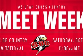 #6 Utah Cross Country Back in Action at Color Country Invitational