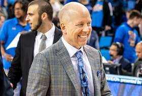 Cronin Named NABC District 19 Coach of the Year