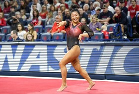 Utah Gymnastics Set For Top-15 Showdown Saturday at No. 12 California