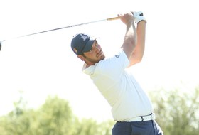Cunningham Leads Cats in Day One of the William H. Tucker Invitational