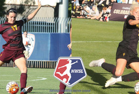 Sun Devil Soccer Players Farquharson, Berryhill Selected in NWSL Draft