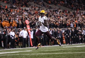 @ASUFootball's Brandon Aiyuk Named Pac-12 Special Teams Player of the Week