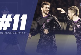 Men's Soccer Ranked No. 11 In Preseason United Soccer Coaches Top 25
