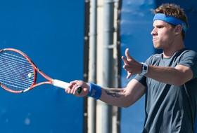 No. 19 Men's Tennis Downs UNLV, 6-1