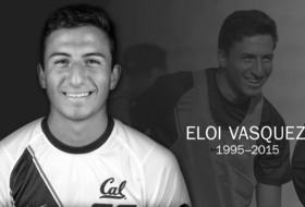 Cal Athletics Mourns Passing of Eloi Vasquez