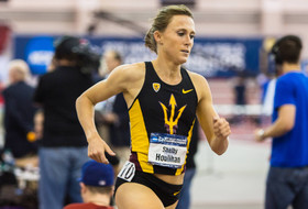 T&F's Houlihan Earns Two All-America Honors At NCAA Indoor Championships