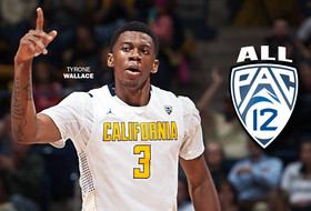 Tyrone Wallace Garners First Team All-Pac-12 Honors