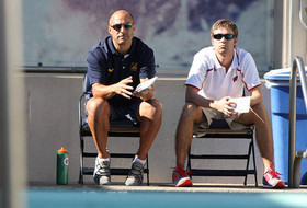 Cal Men's Divers Compete at Texas Diving Invite