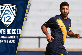 Jalali Named Pac-12 Men's Soccer Scholar-Athlete of the Year