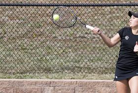 Buffs Tennis Blanked By No. 24 ASU, 7-0