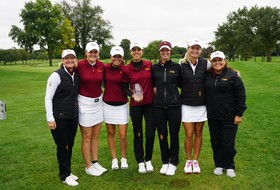 @SunDevilWGolf Earns Second Straight Top-2 Finish, Olmos Finishes Second