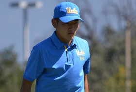 Bruins Vault Into Second Place After 36 Holes