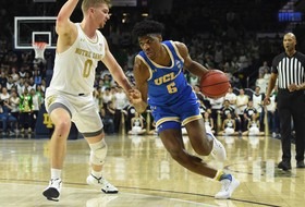 UCLA Drops Road Decision to Notre Dame, 75-61