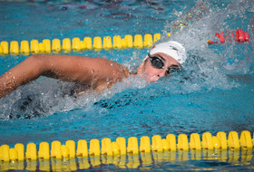 USC Wins 800 Free Relay With Nation-Leading Time To Open Texas Invitational