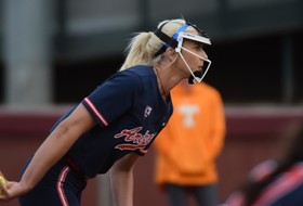 Denham Shuts Out Tennessee; Cats Win in Five