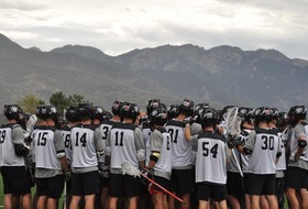 Fall Practice Continues for the Lacrosse Team