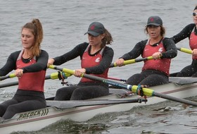 WSU Rowing Set For The Head of The Spokane