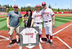 Cougars Drop Season-Finale to No. 8 Stanford On Senior Day
