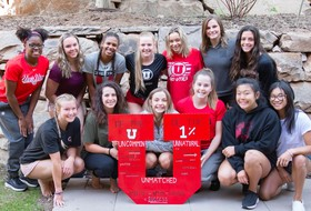 Utah Gymnastics Holds Team Retreat in Park City Over Labor Day Weekend