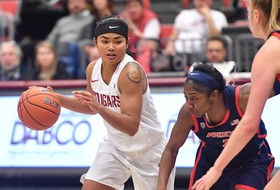 Cougs Can't Overcome No. 21/22 Wildcats in Beasley
