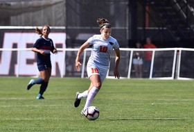 Beavers Out-shoot Seawolves, but Fall Short in Overtime