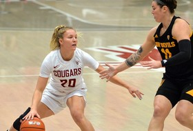 Women's Basketball Falls Late to #18/19 Arizona State