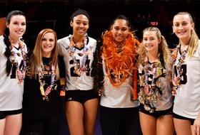 Beavers Fall to Sun Devils in Five on Senior Night