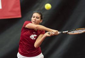 Elizaveta Luzina Named Pac-12 Player of the Week