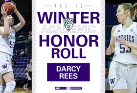 Darcy Rees Earns Pac-12 Academic Honor