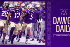 Dawgs Daily: Sunday, September 15