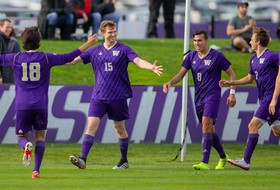 No. 2 Huskies Down Oregon State 2-1 For Seventh-Straight Win