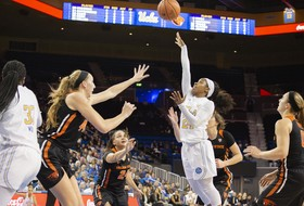 Dean Makes History as No. 8 UCLA Downs No. 15 Oregon State