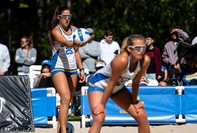 No. 2 UCLA to Face Five Ranked Teams This Week