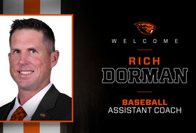 Rich Dorman Named Oregon State's Pitching Coach