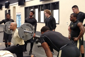 Process Begins Anew As Buffs Resume Strength, Conditioning Regimen