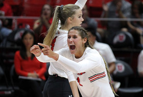 No. 15 Volleyball Downs No. 22 Washington State in Four
