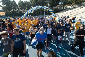 Tenth Dribble for the Cure Set for Oct. 15