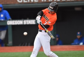 Oregon State Edged In Series Finale