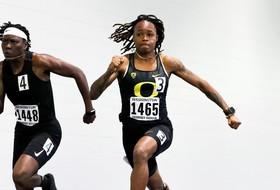 Sprinters Post Top-10 NCAA Marks in Opener