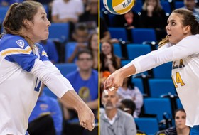 Simo, May Named AVCA Pacific South All-Region